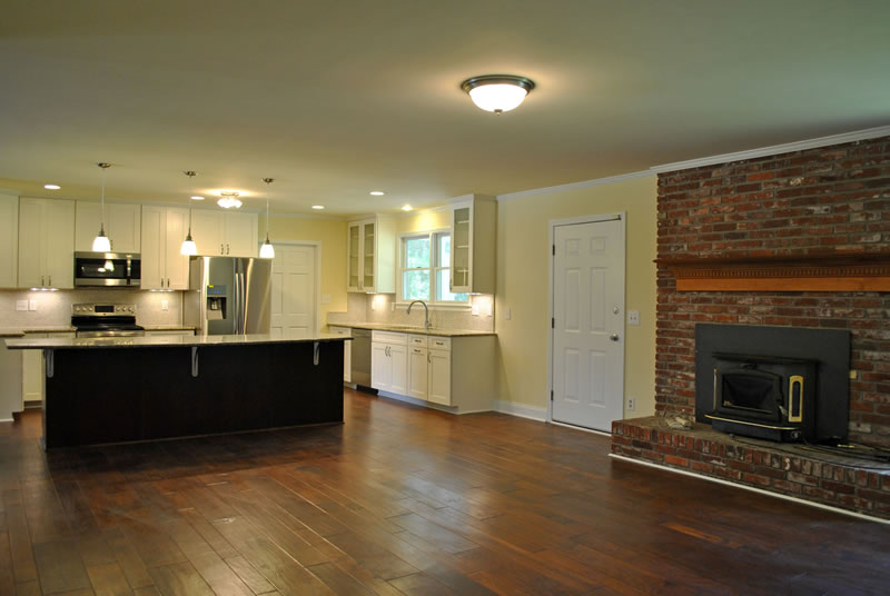 Kitchen Remodeling in Columbia, SC | Construction Specialties