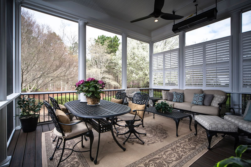 Porches, Barns, And Outdoor Structures Gallery | Construction Specialties |  Columbia, SC